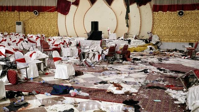 Anschlag in Kabul fordert Dutzende Tote