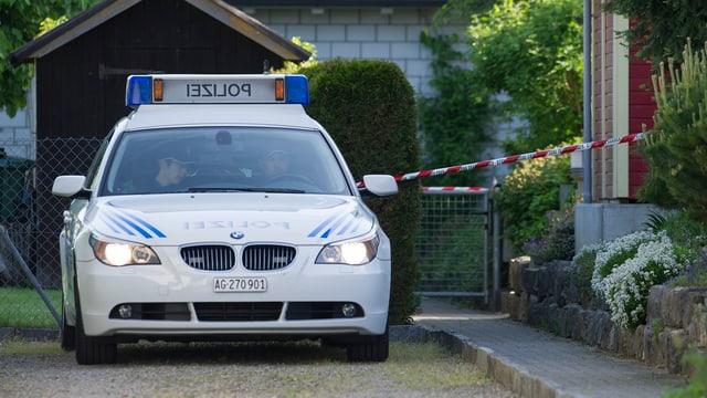 auto da polizia