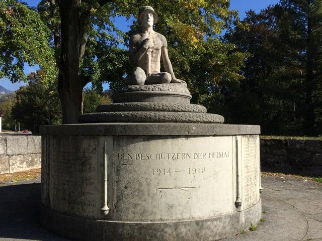 Soldatendenkmal Solothurn