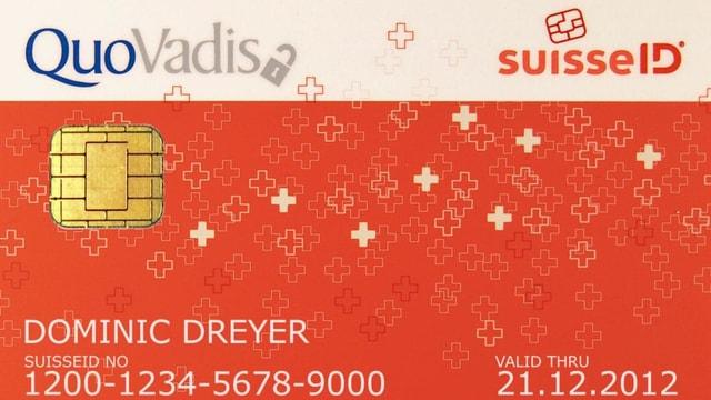 «Suisse ID».