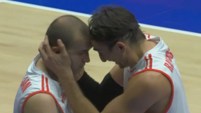 Basketball-Nati schlägt Favorit Serbien