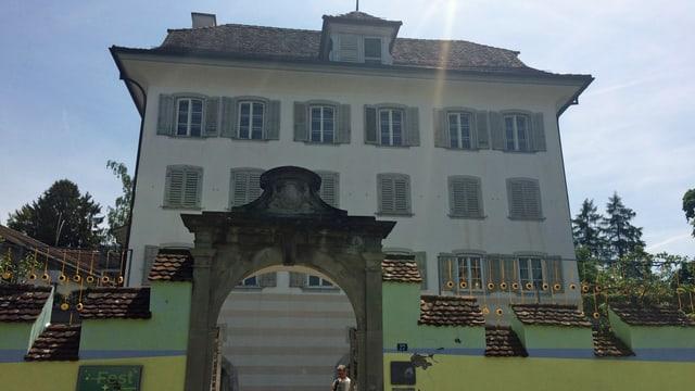 Haus und Tor