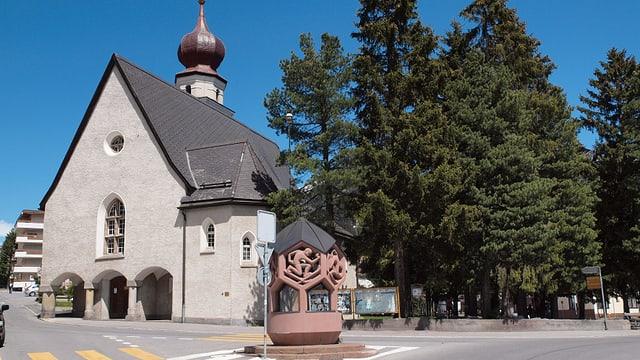 Evangelisch-reformierter Gottesdienst aus St. Theodul, Davos Dorf