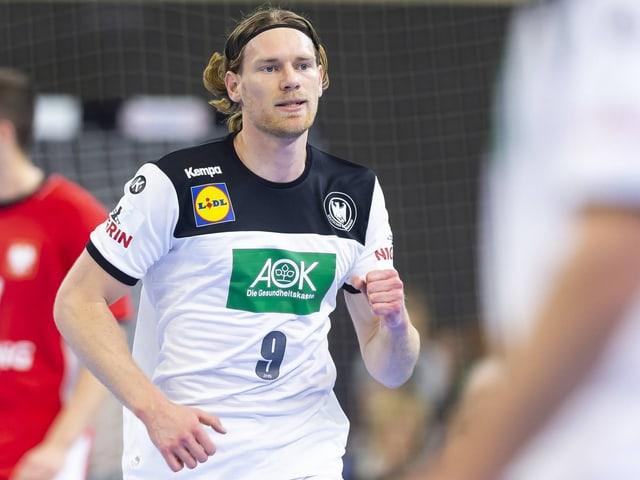 Der deutsche Handballer Tobias Reichmann.