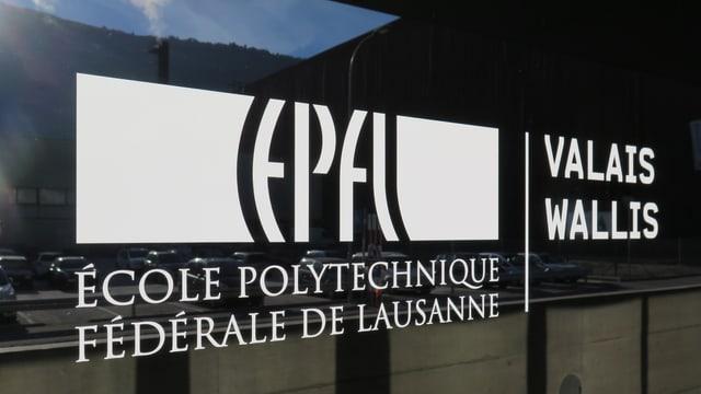 Logo der ETH Lausanne