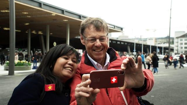 Vietnam & die Schweiz