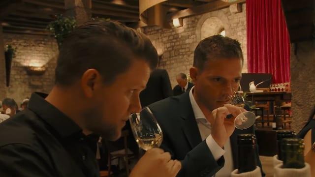 Video «Stereotyp: Frankreich (3/8)» abspielen