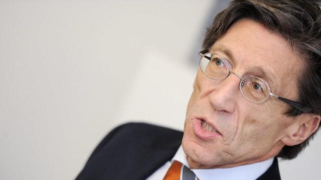 Der Zürcher Gesundheitsdirektor Thomas Heiniger.
