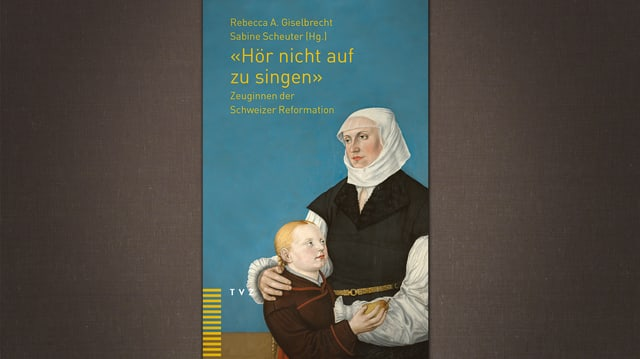 Eine Frau und ein Junge auf einem Buchcover.