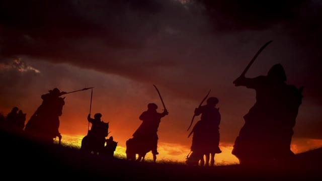 Video «Im Lauf der Zeit: Dschingis Khan (9/12)» abspielen