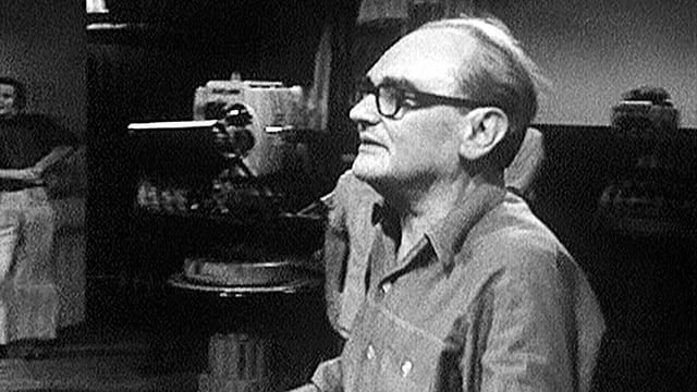 Video «Licht und Schatten – der Filmemacher Kurt Früh» abspielen