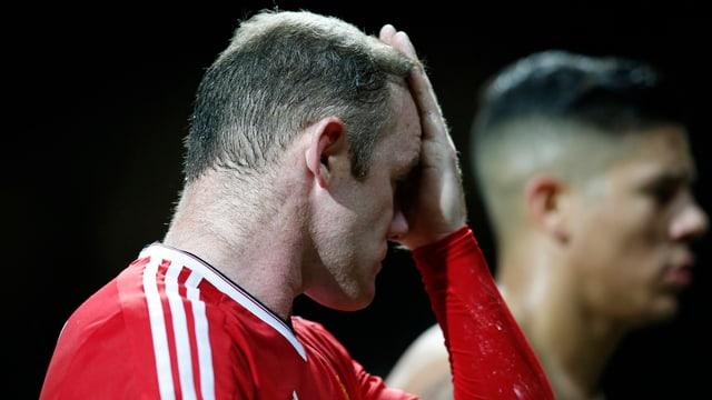 Der United-Captain zeigte gegen PSV eine schwache Leistung.