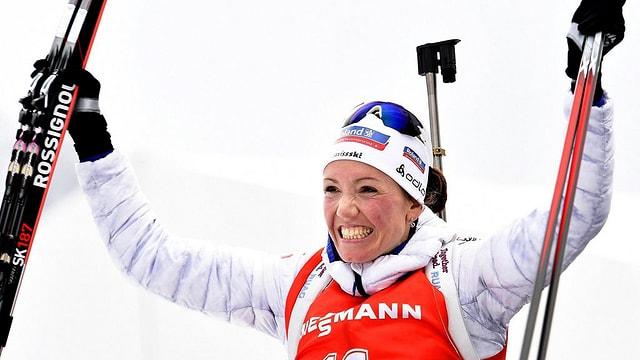 Selina Gasparin.