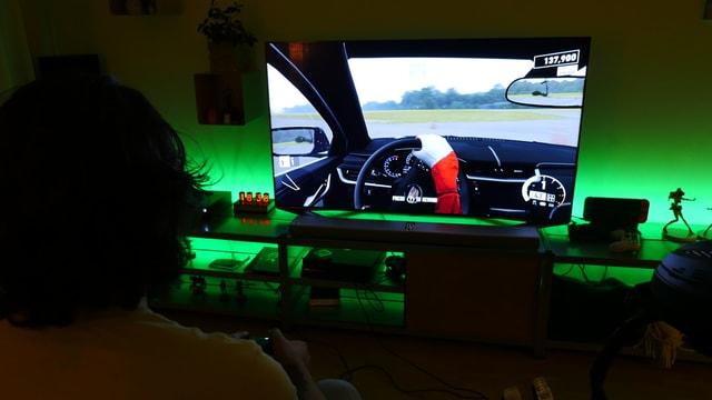 Gestochen scharfe Bilder gibt es mit der neuen Xbox One x.