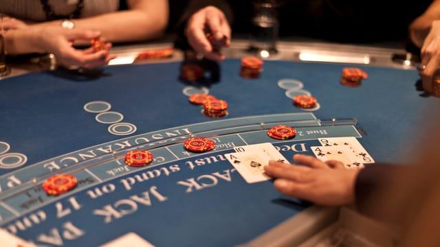Kritik der Casinos