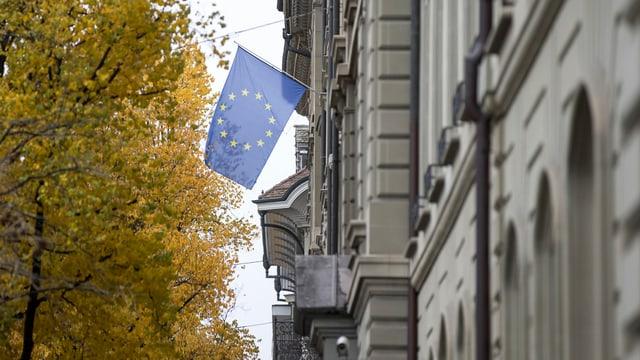 L'ambassada da l'UE en Svizra, a Berna