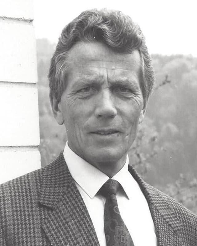 Hans-Ueli Gubler, Unternehmer aus Hinwil (ZH)