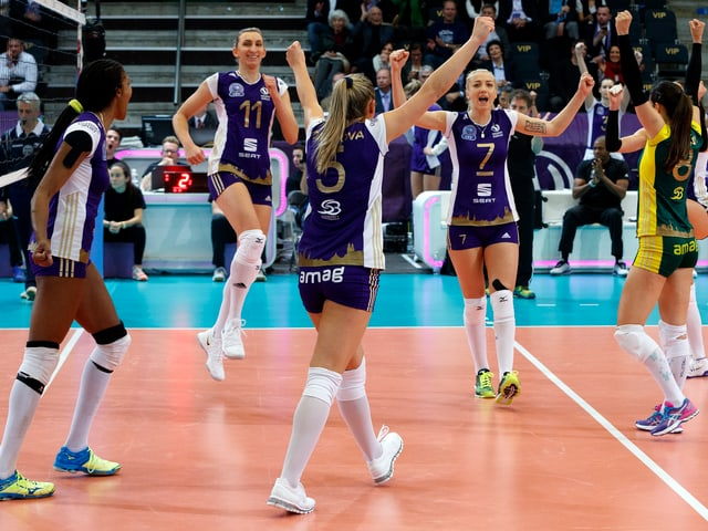 Volero Volleyballerin