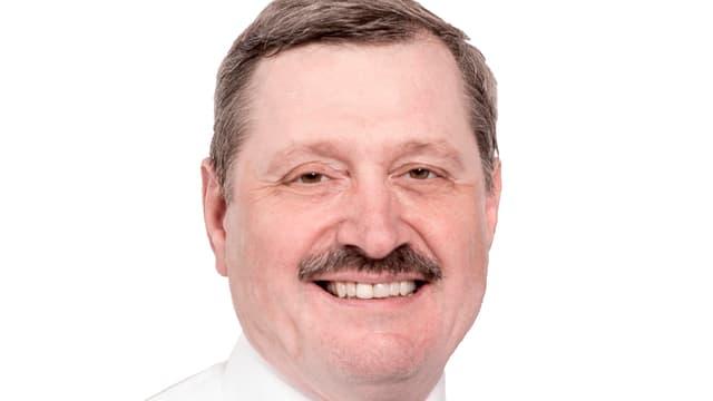 André Schlatter, CVP-Stadtrat von Amriswil, versucht erneut Stadtpräsident zu werden.