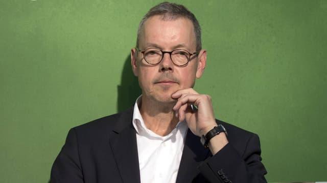 Porträt Peter Bofinger