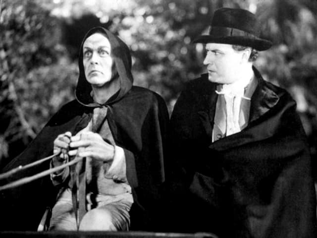 Bela Lugosi (r.) erweckte in «White Zombie», dem ersten Zombie-Film aus dem Jahr 1932.