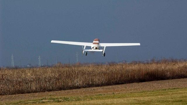 La drona NT 150 da la SwissCopter SA.