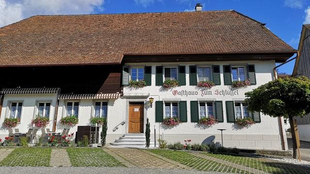 Altes Restaurant.