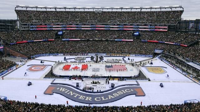 All-Star-Game und Winter Classic fliegen aus NHL-Kalender