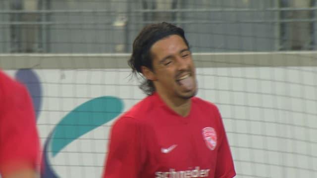 Ferreira ärgert sich