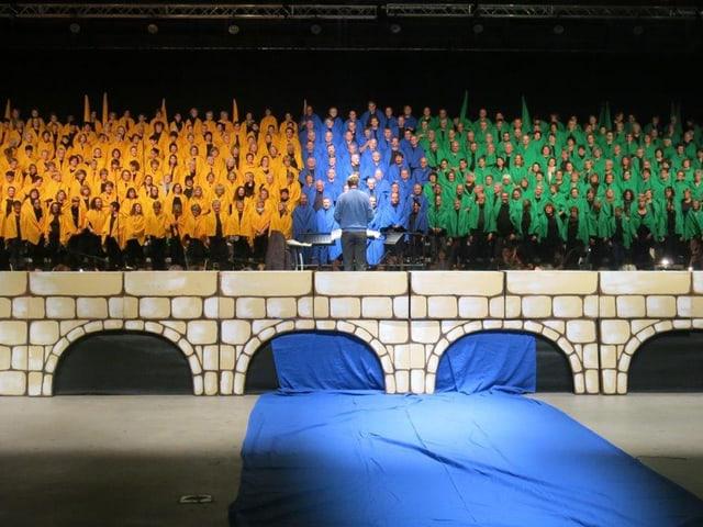 Der Chor von Ponteo