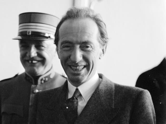Bundesrat Enrico Celio.