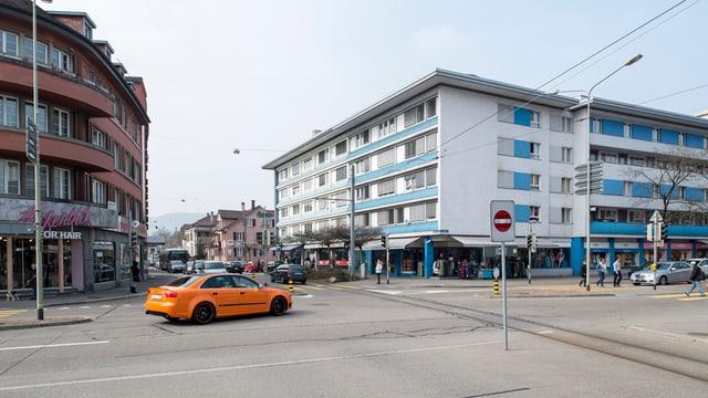 Stadtzentrum Dietikon