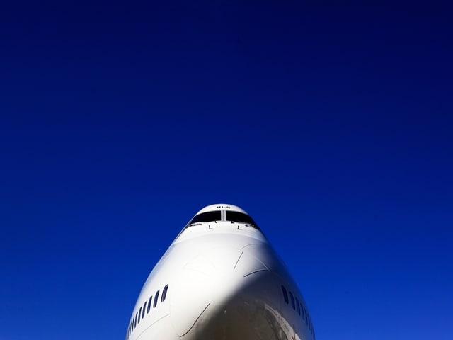 Boeing 747 passenger