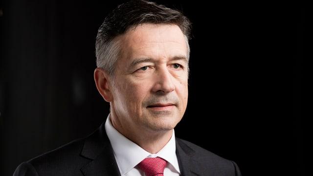 Porträt Hans Wicki