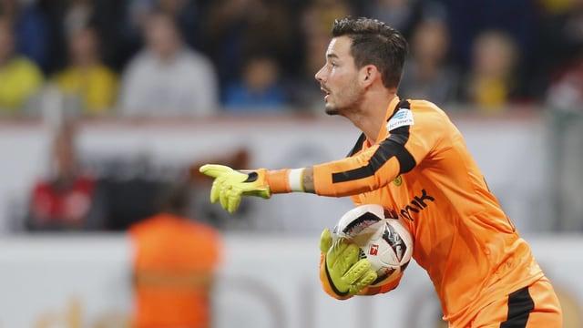 Roman Bürki überzeugt in Dortmund derzeit auf der ganzen Linie.