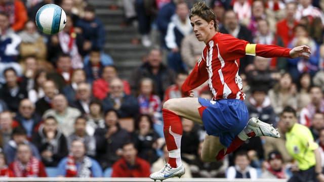 Torres in der Luft.