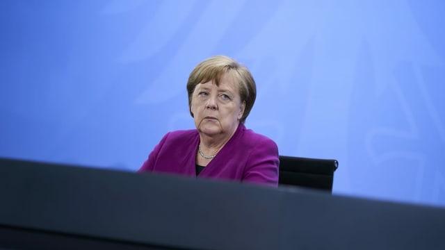 Merkels leise, aber deutliche Worte an den Kreml