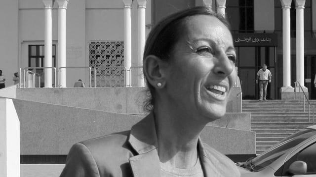 La schurnalista Véronique Robert è morta.