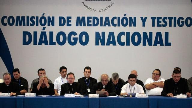 Gespräche des «Diálogo Nacional»