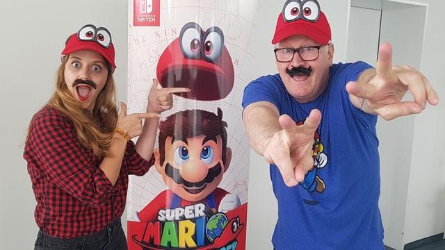 Der Mann hinter Super Mario