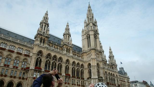 Stadthaus von Wien