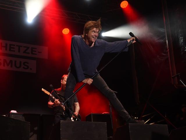 Campino, der Sänger der Toten Hosen