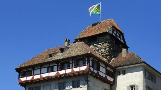 Fassade Schloss Frauenfeld
