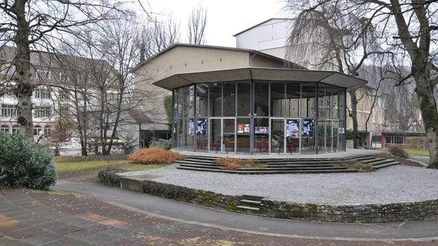 Kurtheater Baden, Sachs-Foyer