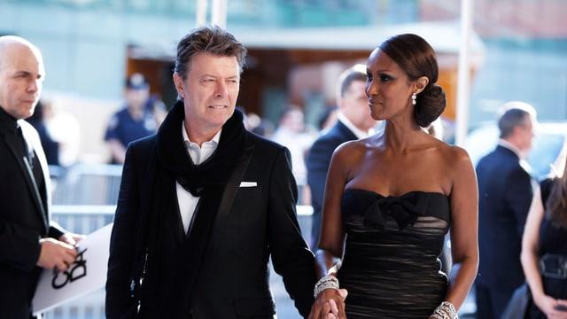 David Bowies Frau Ihre Bewegenden Abschiedsworte Sendungen Srf
