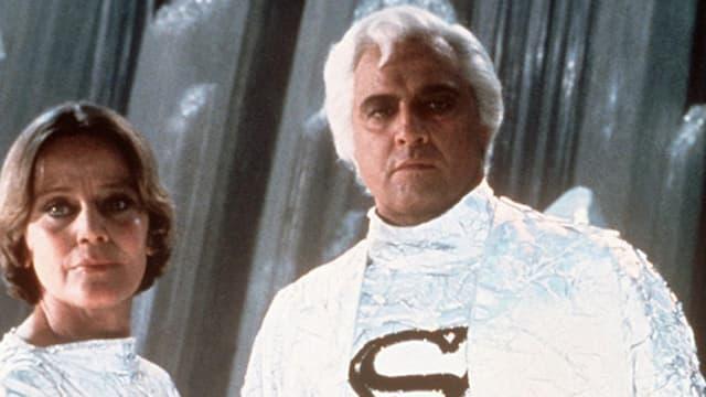 1 Million Dollar für einen 10-minütigen Auftritt: Marlon Brando als Jor-El in «Superman» (1978).