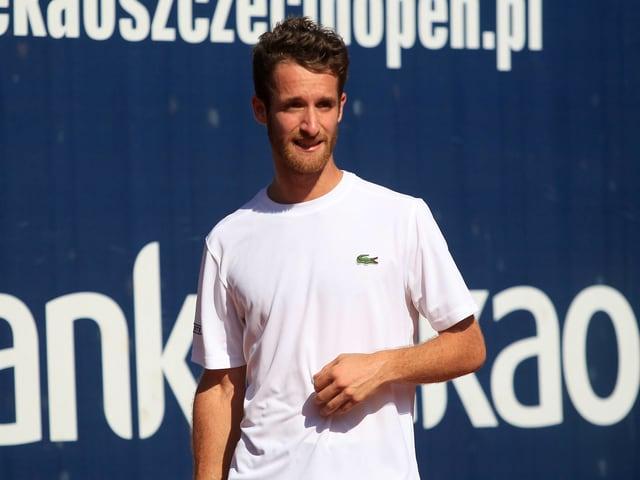 Der Franzose darf in Roland Garros teilnehmen.