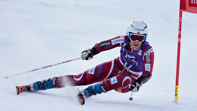 Nina Loeseht in Aspen.