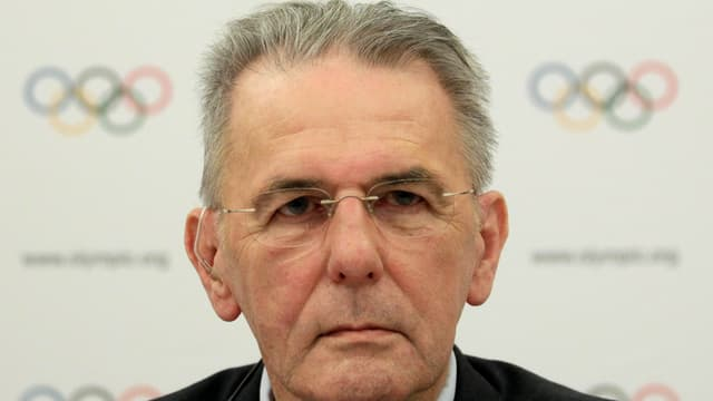 IOC-Chef Rogge