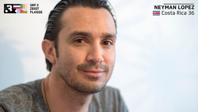 Protagonist Neyman Lopez
